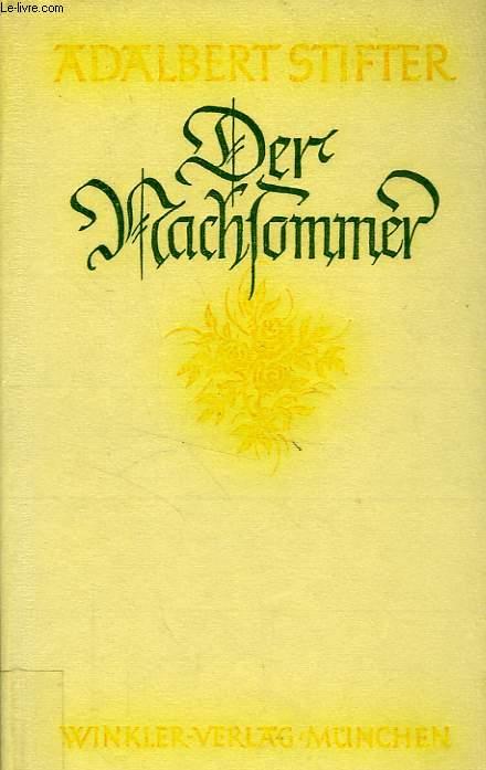 DER NACHSOMMER