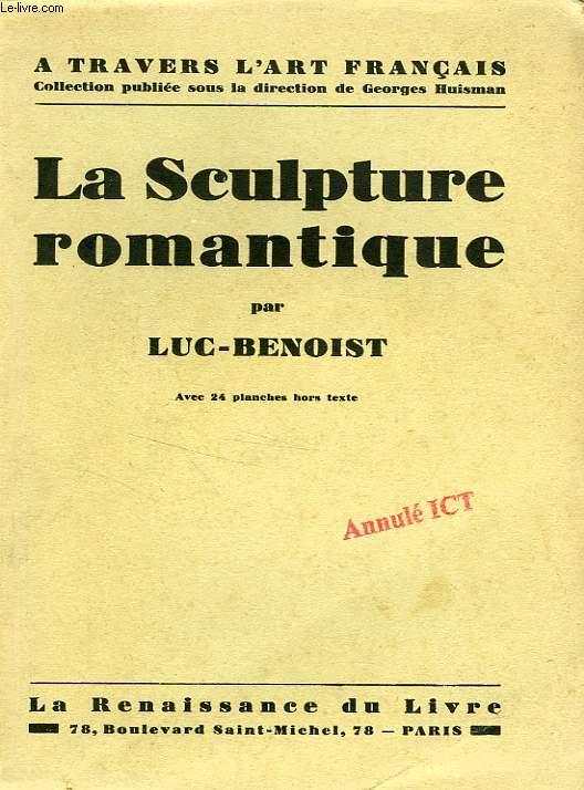 LA SCULPTURE ROMANTIQUE