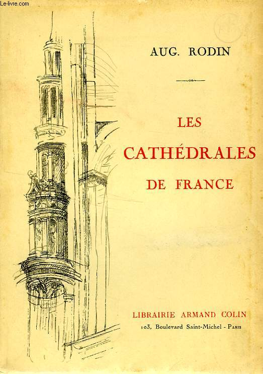 LES CATHEDRALES DE FRANCE