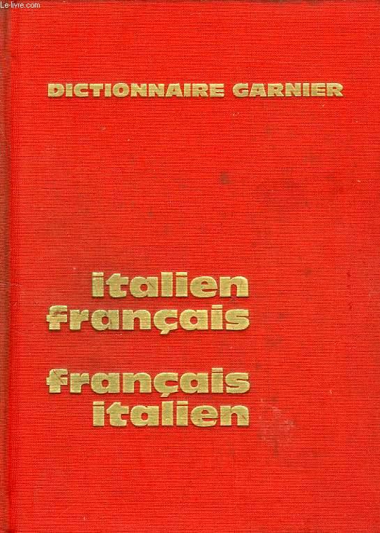 Dictionnaire Italien Francais Et Francais Italien