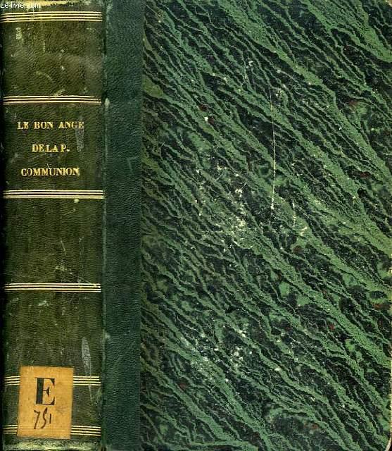 LE BON ANGE DE LA PREMIERE-COMMUNION