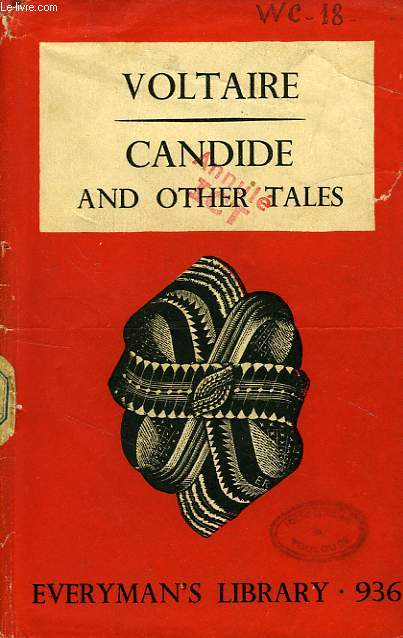 CANDIDE AND OTHER TALES