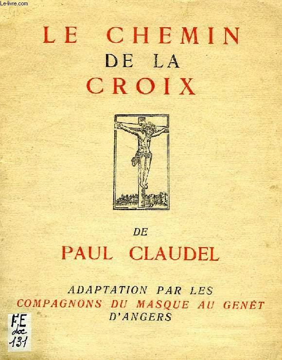 LE CHEMIN DE LA CROIX (PROGRAMME)