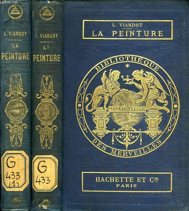 LES MERVEILLES DE LA PEINTURE, 2 TOMES (SERIES)
