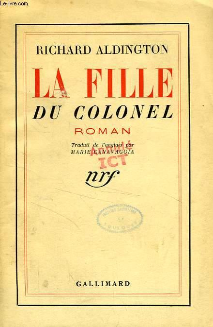 LA FILLE DU COLONEL