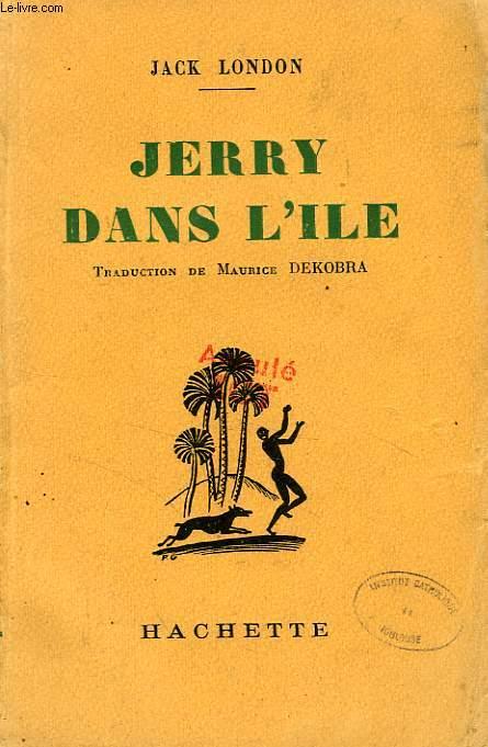 JERRY DANS L'ILE