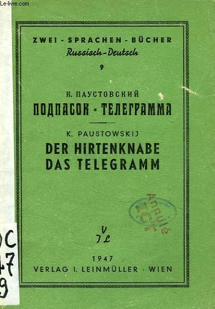 DER HIRTENKNABE DAS TELEGRAM