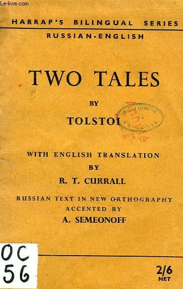 TWO TALES