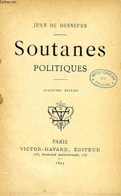 SOUTANES POLITIQUES
