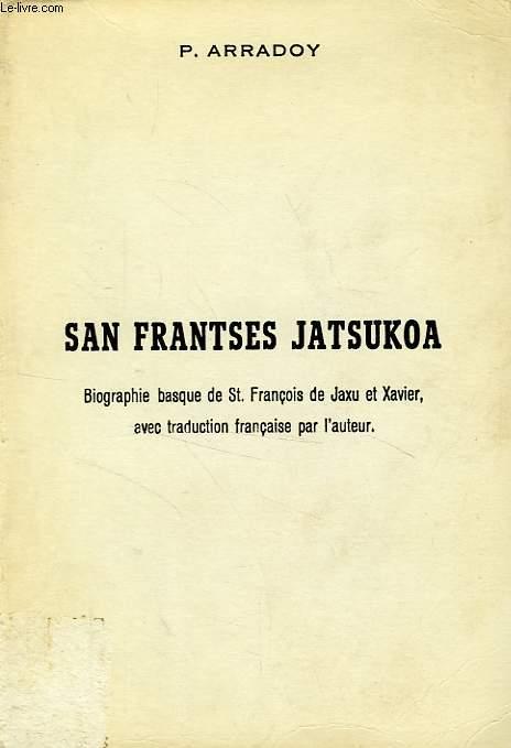 SAN FRANTSES JATSUKOA
