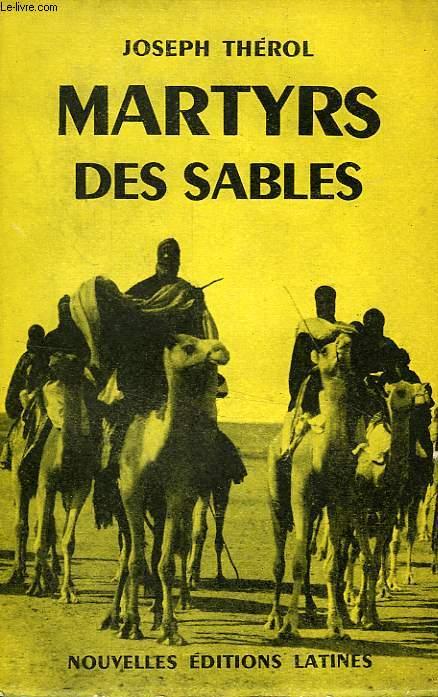 MARTYRS DES SABLES