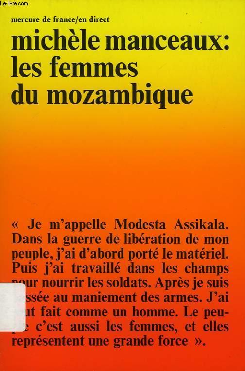 LES FEMMES DU MOZAMBIQUE
