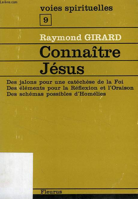 'CONNAITRE JESUS'