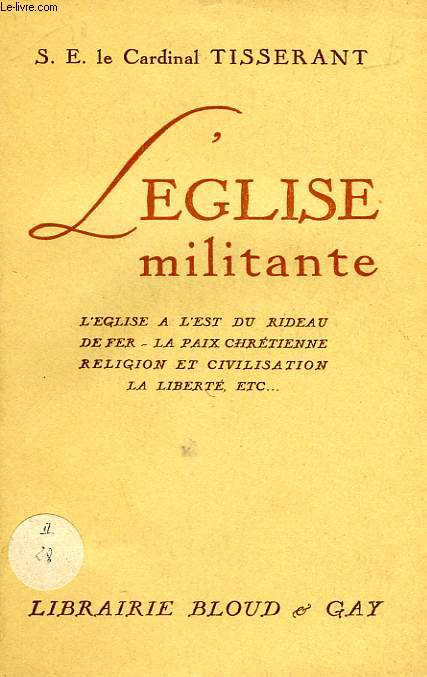 L'EGLISE MILITANTE