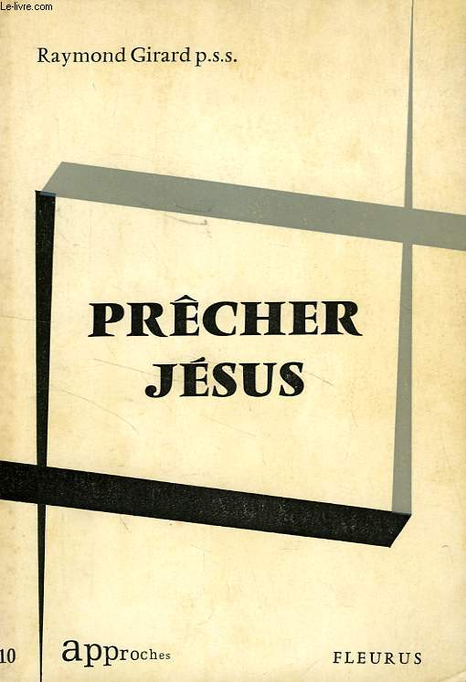 PRECHER JESUS