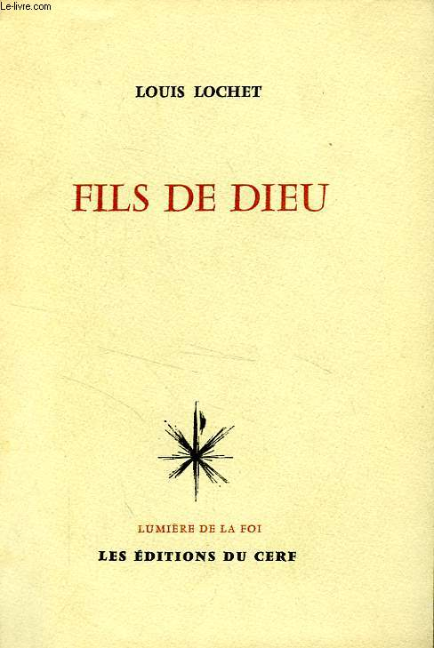 FILS DE DIEU