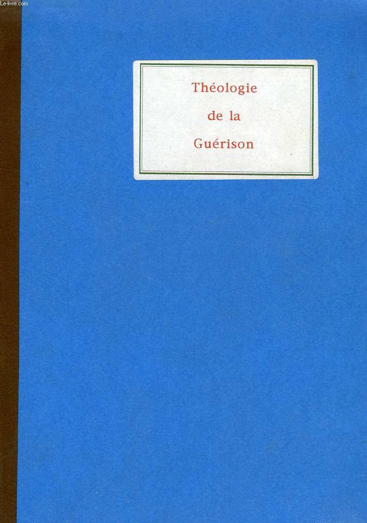 THEOLOGIE DE LA GUERISON, LA PUISSANCE DE GUERISON DU CHRIST: DEVOILEMENT DU SALUT (THESE)