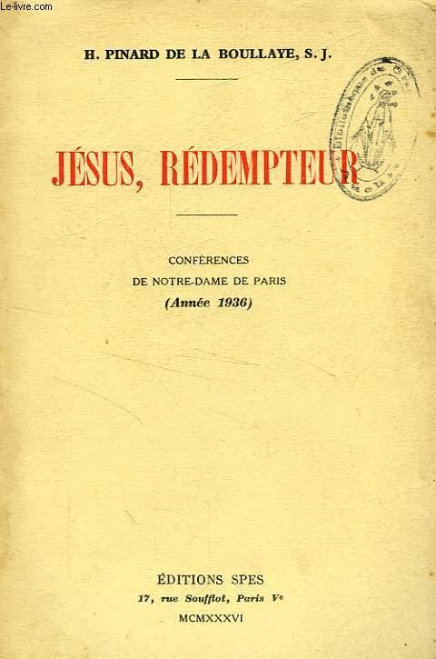 JESUS, REDEMPTEUR