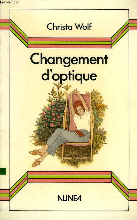 CHANGEMENT D'OPTIQUE