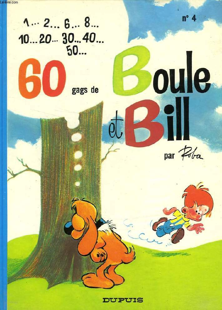 60 GAGS DE BOULE ET BILL