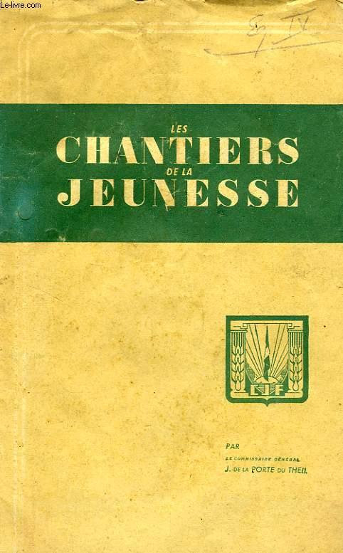 LES CHANTIERS DE LA JEUNESSE