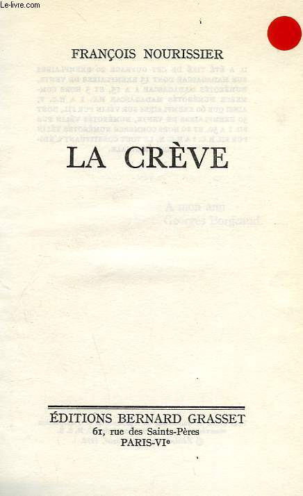 LA CREVE