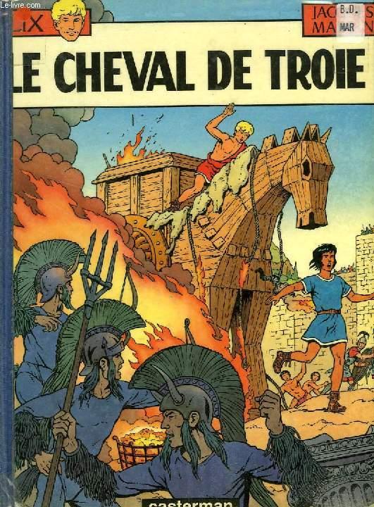 ALIX, LE CHEVAL DE TROIE