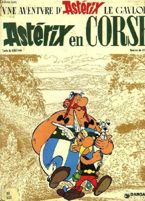 ASTERIX EN CORSE