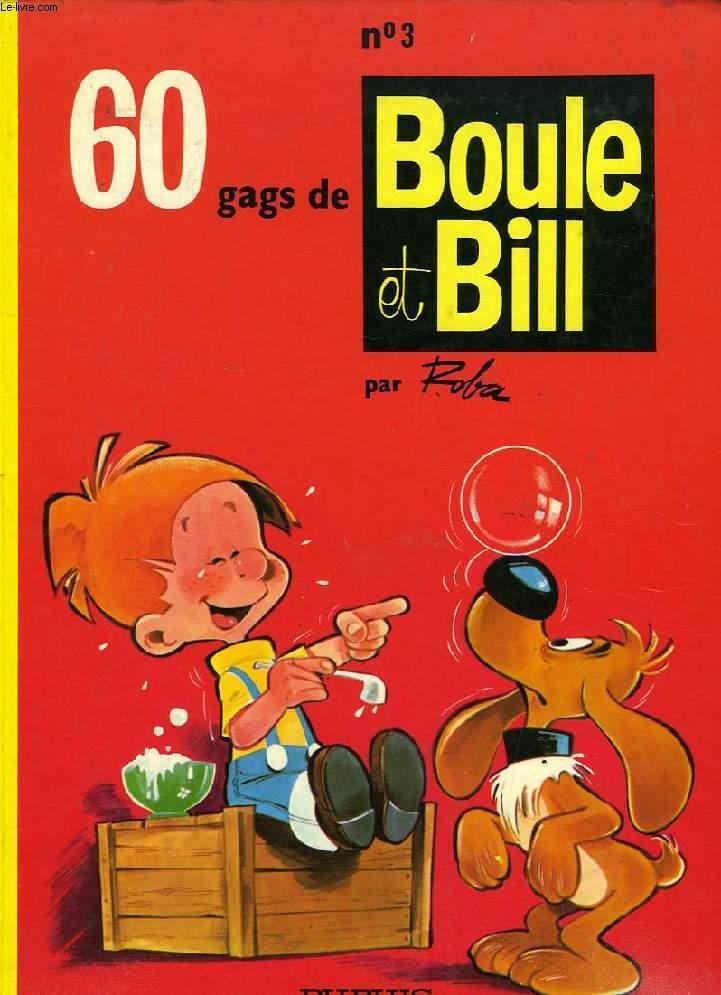 60 GAGS DE BOULE ET BILL, N° 3