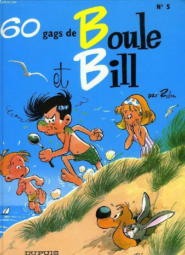 60 GAGS DE BOULE ET BILL, N° 5