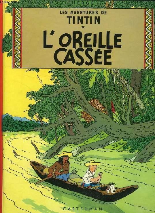 L'OREILLE CASSEE