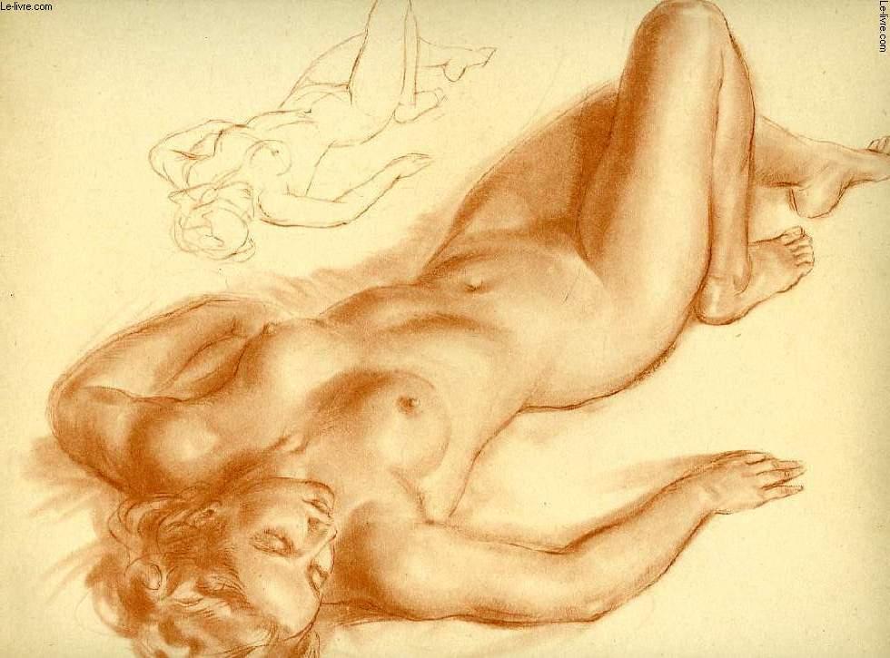 Femme Dessin Corps le dessin enseigne par l exemple, etude du corps humain, n° 3, le nu
