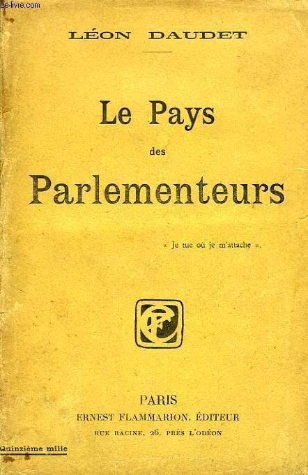 LE PAYS DES PARLEMENTEURS