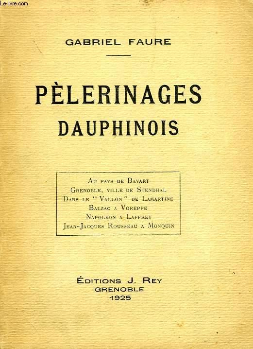 PELERINAGES DAUPHINOIS