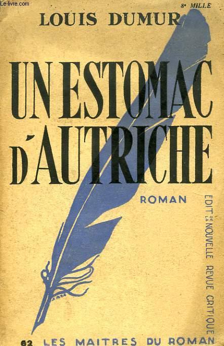 UN ESTOMAC D'AUTRICHE