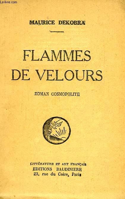 FLAMMES DE VELOURS