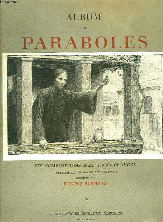 ALBUM DES PARABOLES, I