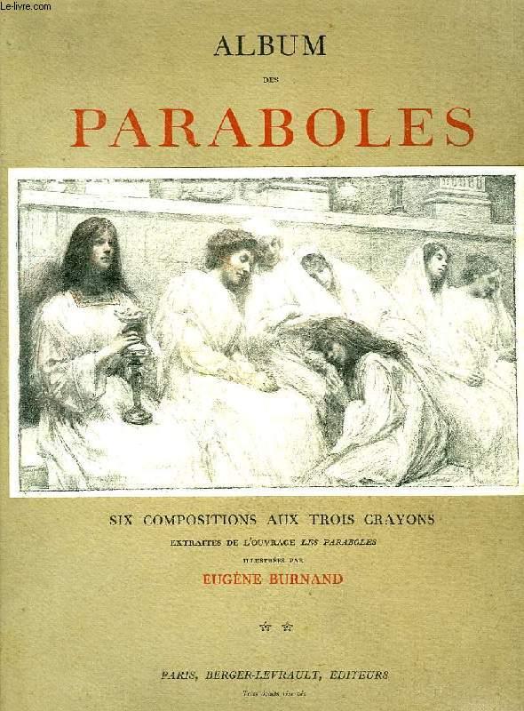 ALBUM DES PARABOLES, II