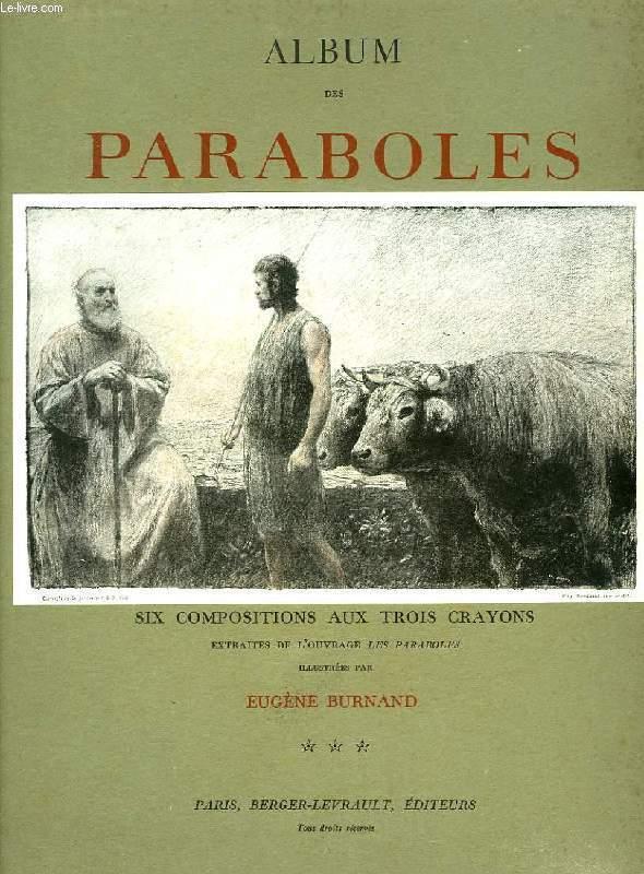 ALBUM DES PARABOLES, III