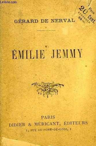 EMILIE JEMMY