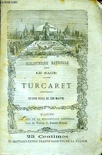 TURCARET, CRISPIN RIVAL DE SON MAITRE