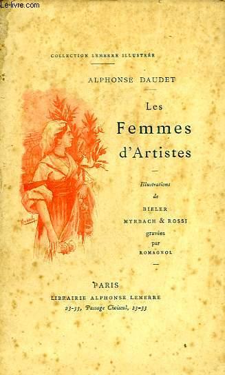 LES FEMMES D'ARTISTES