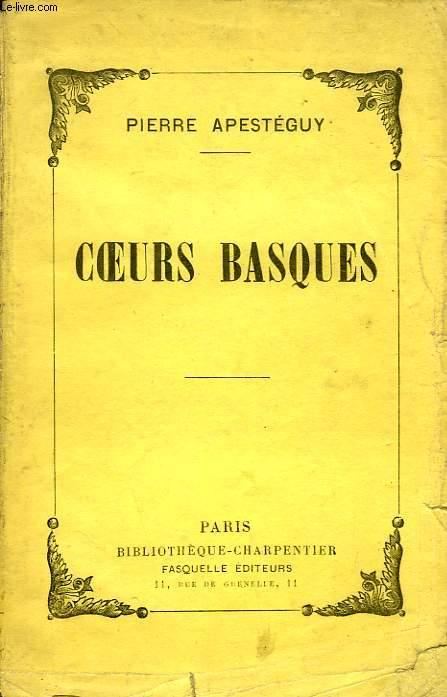 COEURS BASQUES