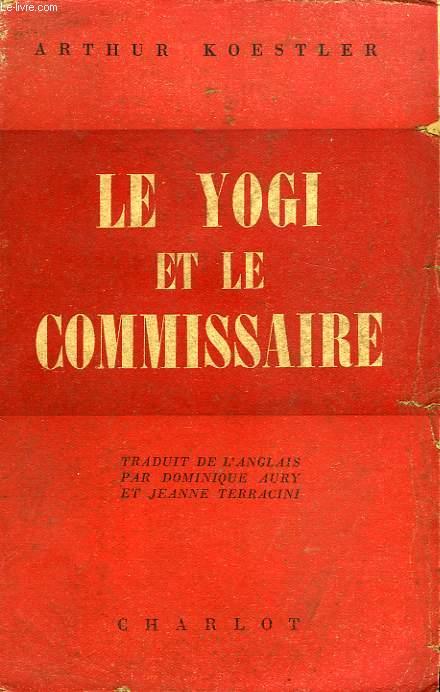 LE YOGI ET LE COMMISSAIRE