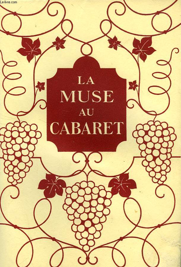 LA MUSE AU CABARET (EXTRAIT)