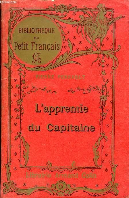 L'APPRENTIE DU CAPITAINE