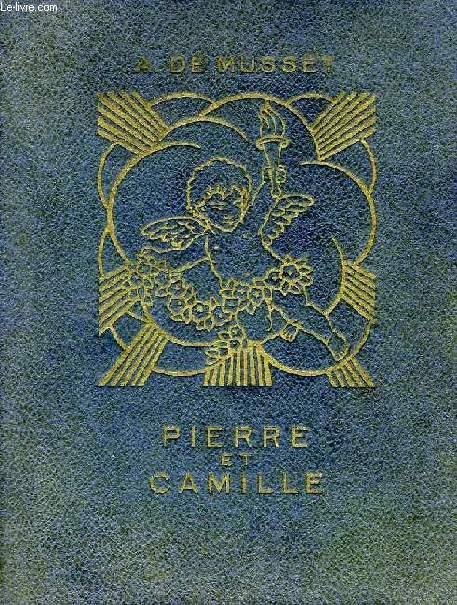 PIERRE ET CAMILLE, HISTOIRE D'UN MERLE BLANC, CROISILLES