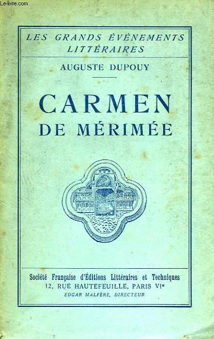 CARMEN DE MERIMEE