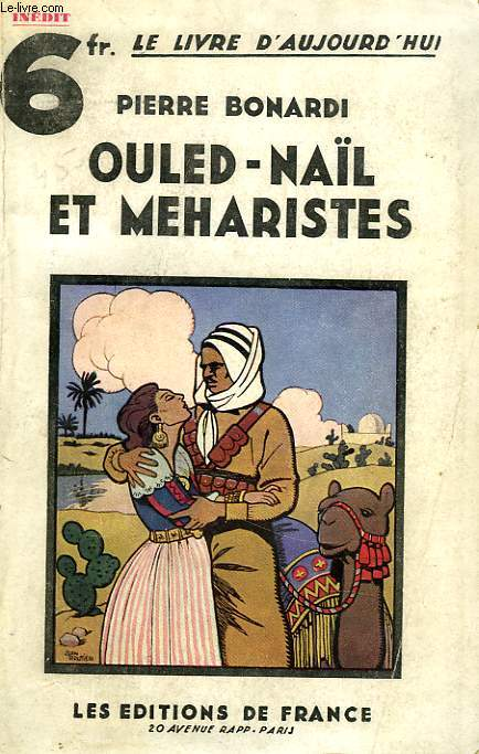 OULED-NAÏL ET MEHARISTES