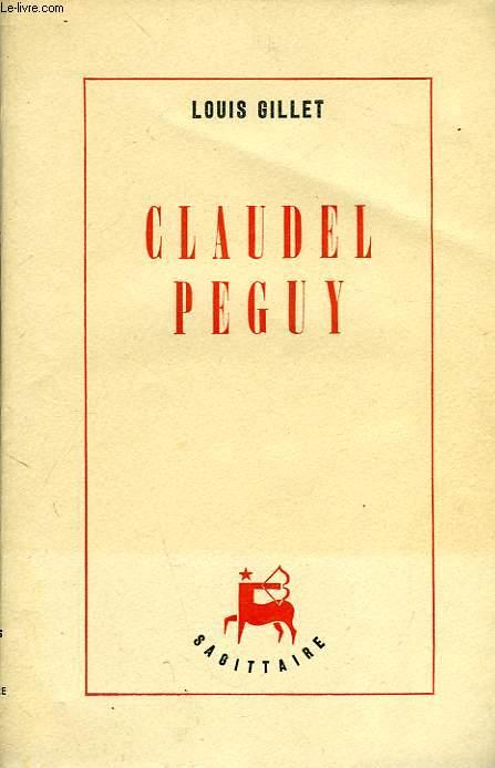 CLAUDEL, PEGUY